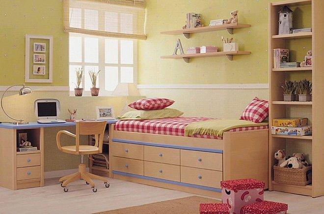 我爱装修儿童房装修效果图欣赏